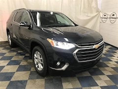 New 2019 Chevrolet Traverse LT Cloth w/1LT SUV in Colonie, NY