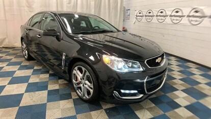 Used 2017 Chevrolet SS For Sale at DeNooyer Chevrolet | VIN