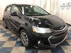 New 2019 Chevrolet Sonic LT Auto w/1SD Hatchback in Colonie, NY