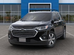 New 2019 Chevrolet Traverse LT Leather SUV in Colonie, NY