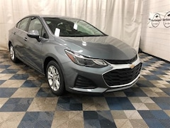 New 2019 Chevrolet Cruze LT Sedan in Colonie, NY