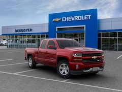New 2019 Chevrolet Silverado 1500 LD LT Truck Double Cab in Colonie, NY