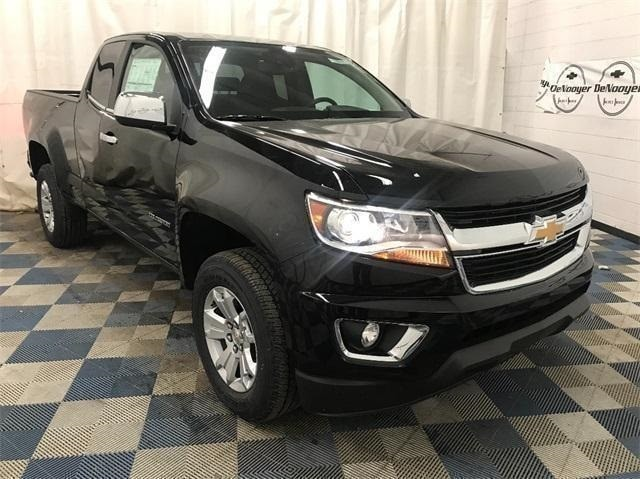 2019 Chevrolet Colorado Truck Extended Cab