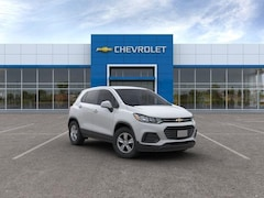New 2019 Chevrolet Trax LS SUV in Colonie, NY