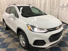 New 2019 Chevrolet Trax LT SUV in Colonie, NY