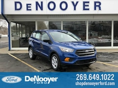 New 2019 Ford Escape S SUV in Vicksburg, MI