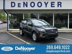 New 2019 Ford Escape S SUV 1FMCU0F72KUB52973 KUB52973 in Vicksburg, MI