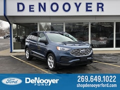 New 2019 Ford Edge SE Crossover 2FMPK4G92KBB48166 KBB48166 in Vicksburg, MI