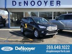 New 2019 Ford Escape SE SUV 1FMCU0GD0KUB25663 KUB25663 in Vicksburg, MI