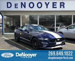 New 2019 Ford Mustang GT Coupe in Vicksburg, MI