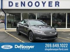 New 2019 Ford Taurus SEL Sedan 1FAHP2E89KG110618 KG110618 in Vicksburg, MI