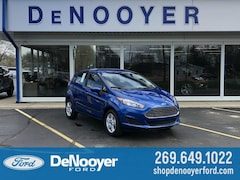 New 2019 Ford Fiesta SE Hatchback in Vicksburg, MI