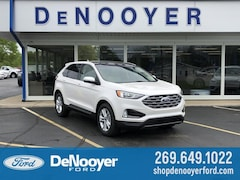 New 2019 Ford Edge SEL Crossover 2FMPK3J92KBC06103 KBC06103 in Vicksburg, MI