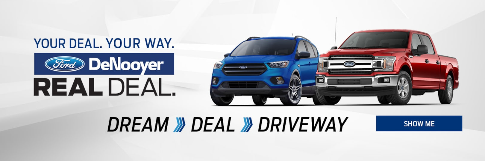 Vicksburg's DeNooyer Ford | New and Used Ford Cars