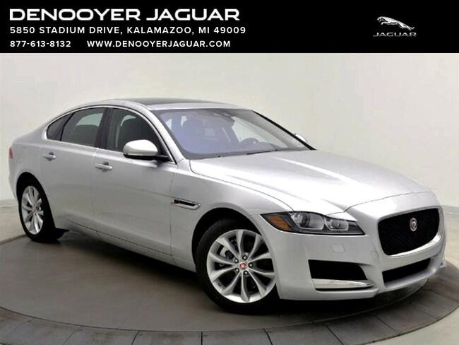 2018 Jaguar XF Premium Sedan