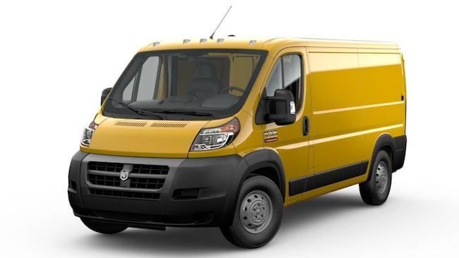 New 2018 Ram ProMaster 1500 CARGO VAN LOW ROOF 136 WB Cargo Van Canoga Park