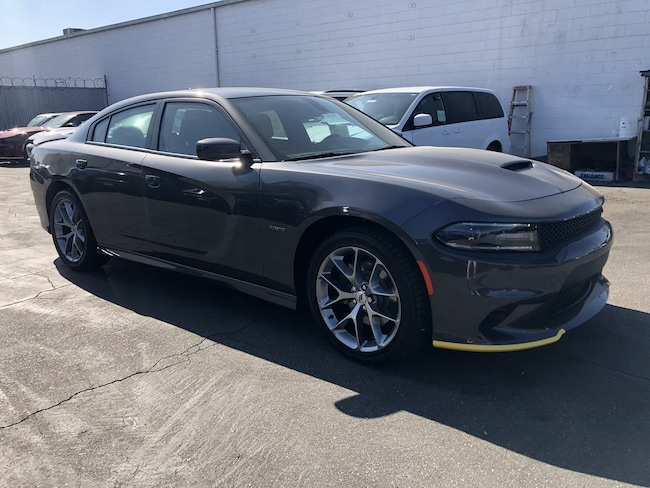 New 2019 Dodge Charger R/T RWD Sedan Canoga Park