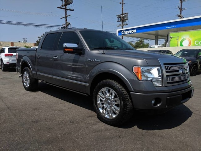 Used 2012 Ford F-150 Platinum Pickup Truck in Canoga Park