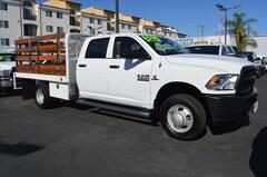 2018 Ram 3500 TRADESMAN CREW CAB CHASSIS 4X2 172.4 WB Crew Cab