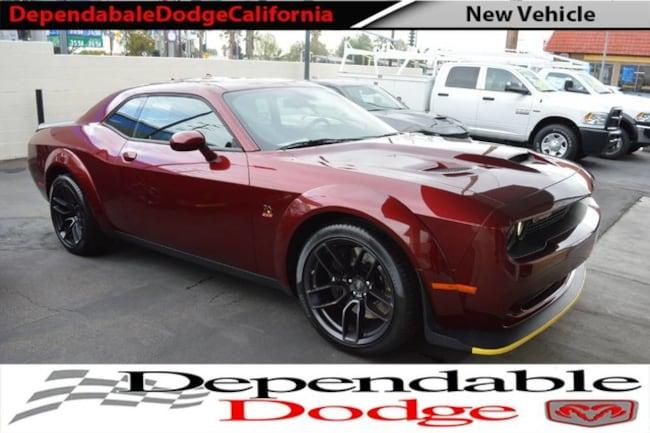 New 2019 Dodge Challenger R/T SCAT PACK Coupe Canoga Park