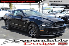 2011 Ford Mustang GT500 Coupe