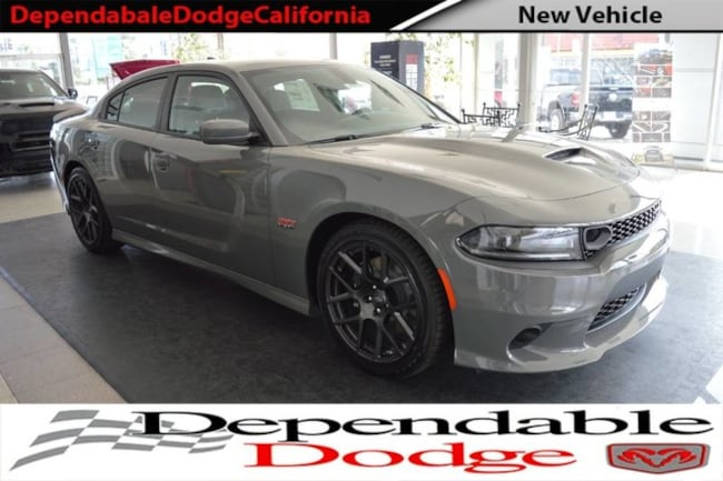 New 2019 Dodge Charger SCAT PACK RWD Sedan Canoga Park