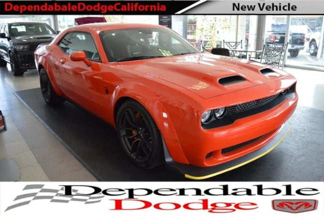 New 2019 Dodge Challenger SRT HELLCAT REDEYE Coupe Canoga Park