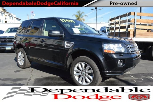 Used 2013 Land Rover LR2 SUV in Canoga Park