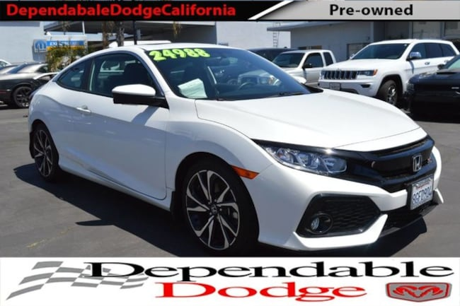 Used 2018 Honda Civic Si Coupe Coupe in Canoga Park