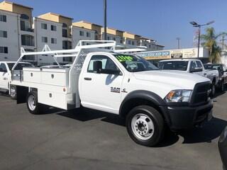 2018 Ram 4500 TRADESMAN CHASSIS REGULAR CAB 4X2 168.5 WB Regular Cab