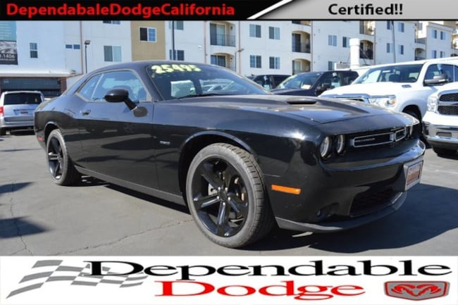 Used 2017 Dodge Challenger R/T Coupe Canoga Park