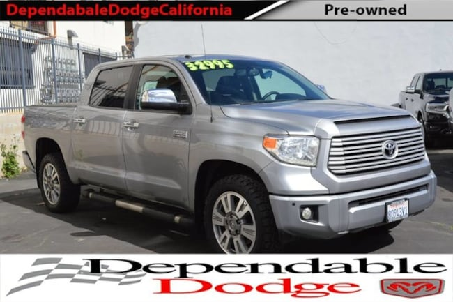 Used 2015 Toyota Tundra 2WD Truck Platinum in Canoga Park