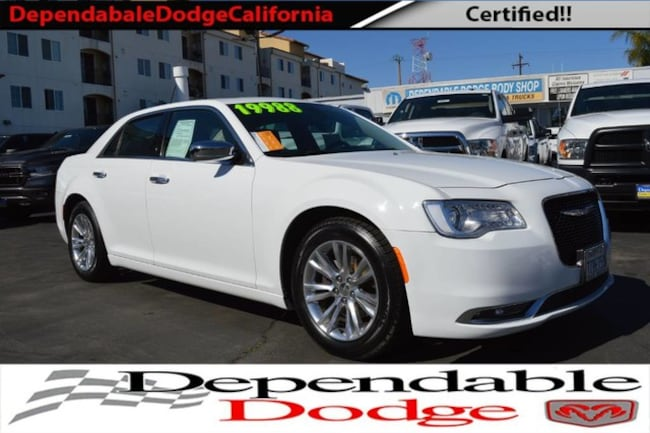 Used 2017 Chrysler 300 300C in Canoga Park