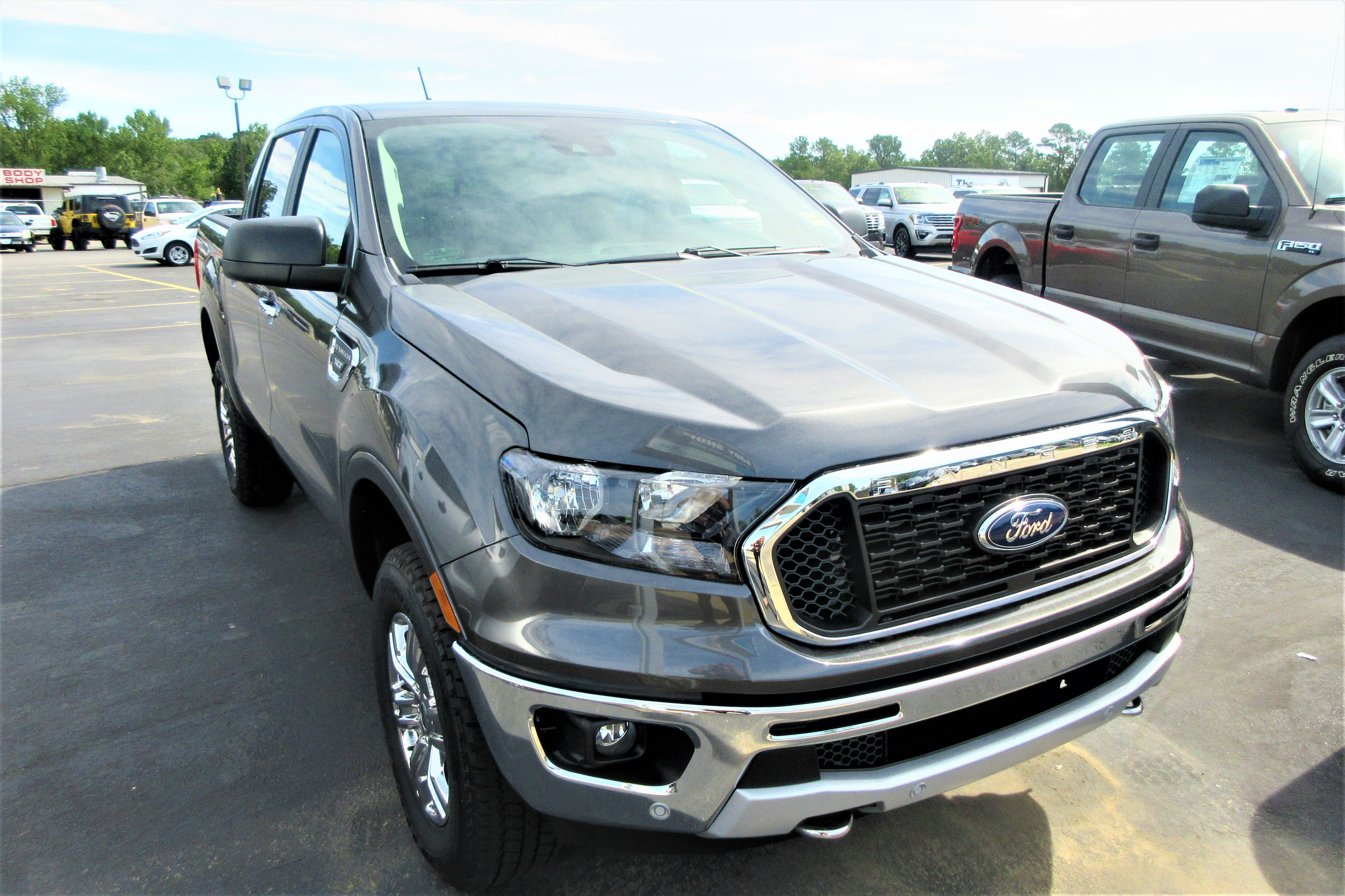 New 2019 Ford Ranger For Sale at De Queen Ford Inc  | VIN