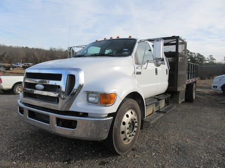 2008 Ford F650 Truck Crew Cab