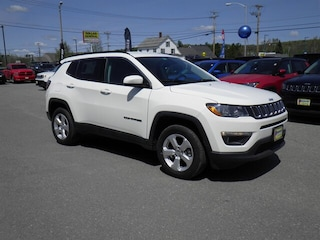 New 2019 Jeep Compass LATITUDE 4X4 Sport Utility in Derby, VT