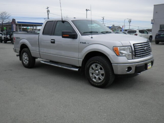 Used 2012 Ford F-150 XL Truck Super Cab Derby, VT