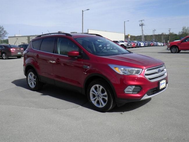 Used 2018 Ford Escape SE SUV Derby, VT