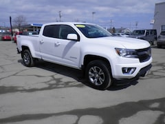 Used 2016 Chevrolet Colorado Z71 Truck Crew Cab in Derby, VT