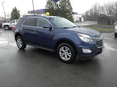 Used 2016 Chevrolet Equinox LT SUV in Derby, VT