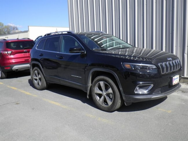 Used 2019 Jeep Cherokee Limited SUV Derby, VT