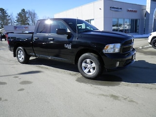 New 2019 Ram 1500 CLASSIC EXPRESS QUAD CAB 4X4 6'4 BOX Quad Cab in Derby, VT
