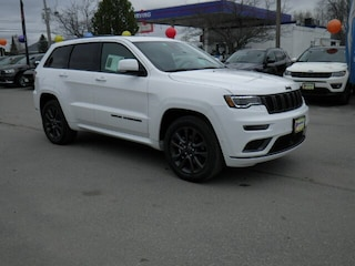 New 2019 Jeep Grand Cherokee HIGH ALTITUDE 4X4 Sport Utility in Derby, VT