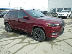 New 2019 Jeep Cherokee HIGH ALTITUDE 4X4 Sport Utility in Derby, VT
