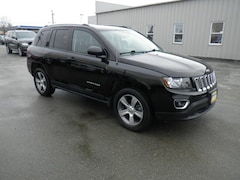 Used 2016 Jeep Compass Latitude SUV in Derby, VT