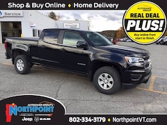 2018 Chevrolet Colorado WT Truck Crew Cab For Sale in Derby