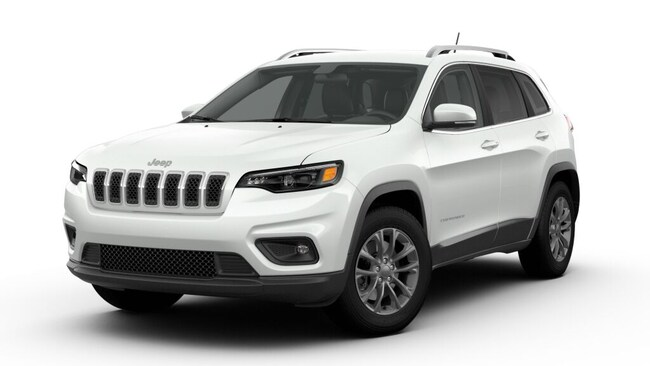 New 2019 Jeep Cherokee LATITUDE PLUS 4X4 Sport Utility Derby, VT