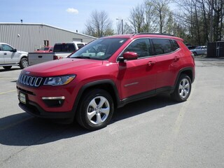 New 2019 Jeep Compass Latitude SUV in Derby, VT