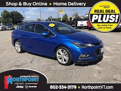 2017 Chevrolet Cruze Premier Auto Sedan For Sale in Derby