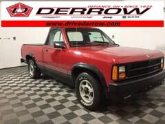 1989 Dodge Dakota Sport Truck